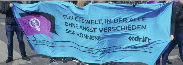 Kundgebung Kassel